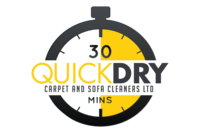 Quickdry Carpet and Sofa Cleaners Logo
